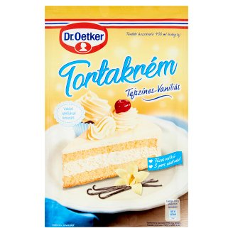 Dr. Oetker Cream-Vanilla Cake Cream Powder 130 g