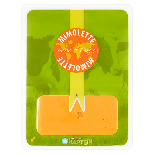 Kaptein Mimolette félkemény érlelt sajt 100 g