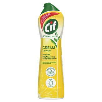 CIF Lemon Scouring Cream 500 ml