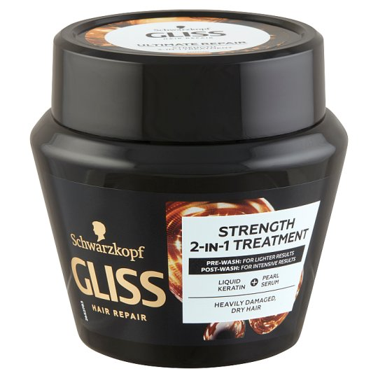Gliss Kur Intense Hair Mask Ultimate Repair 300 ml
