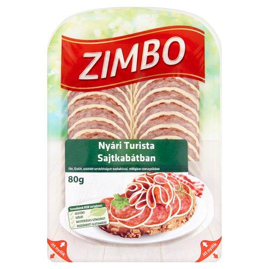 Zimbo nyári turista sajtkabátban 80 g