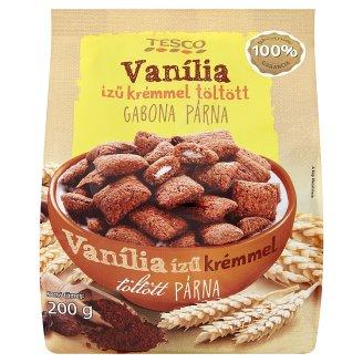 Tesco Vanilla Squares 200 g