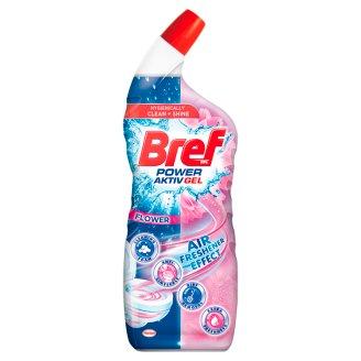 Bref Hygienically Clean & Shine Floral Delight WC tisztító 700 ml