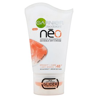 Garnier Nēo Fresh Blossom Invisible Cream Deodorant 40 ml