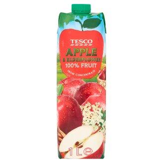 Tesco almaital feketebodza-virág kivonattal 1 l