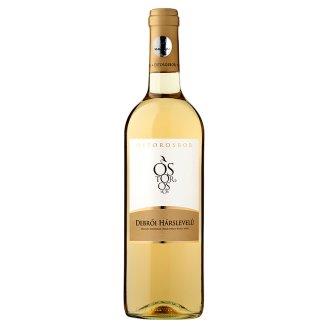 Ostorosbor Debrői Hárslevelű félédes fehérbor 12% 750 ml