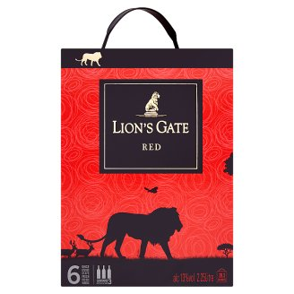 Lion's Gate Red bor 13% 2,25 l