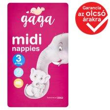image 1 of Gaga 3 Midi 4-9 kg Nappies 72 pcs