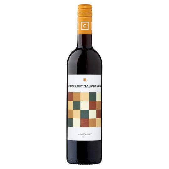 Wine Concept Felső-Magyarországi Cabernet Sauvignon száraz vörösbor 11% 0,75 l