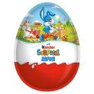 Kinder Surprise Maxi belső tejes réteggel bevont tejcsokoládé tojás belsejében meglepetéssel 220 g