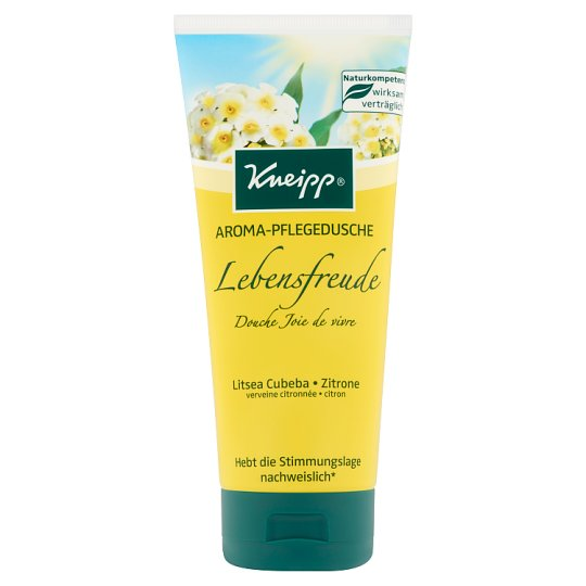 Kneipp Sunny Day Aroma Shower Gel 200 ml