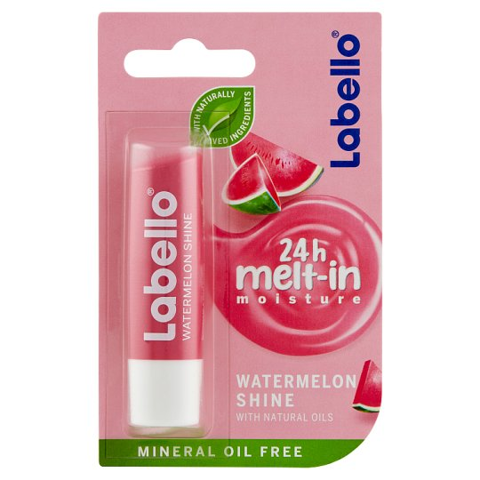 Labello Watermelon Shine ajakápoló 4,8 g