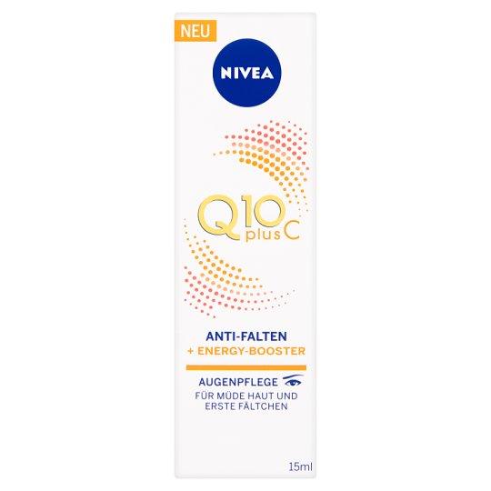 NIVEA Q10 PlusC Anti-Wrinkle Energizing Eye Cream 15 ml