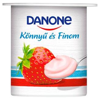 Danone Könnyű és Finom Strawberry Flavoured Yoghurt 125 g