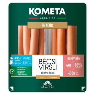 Kométa Classic Vienna Frankfurters 400 g