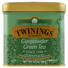 Twinings Gunpowder klasszikus zöld tea 100 g