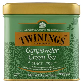 Twinings Gunpowder Classic Green Tea 100 g