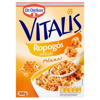 Dr. Oetker Vitalis Ropogós müzli mézzel 300 g