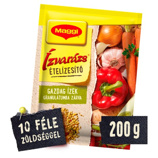 Maggi Ízvarázs Condiment with 10 Vegetables 200 g