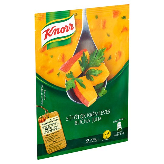 Knorr Pumpkin Cream Soup 52 g
