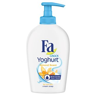 Fa Greek Yoghurt Liquid Cream Soap 250 ml