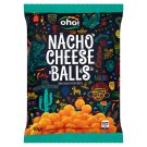 Oho! Nacho Cheese Balls kukoricachips sajttal 80 g