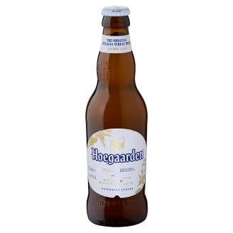 Hoegaarden Quality Lager Belgian White Wheat Beer 4,9% 0,33 l