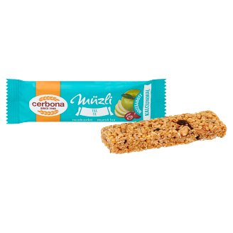 image 2 of Cerbona Fitt Cereal Bar with Calcium 20 g