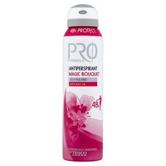 Tesco Pro Formula Magic Bouquet Antiperspirant Deodorant 150 ml
