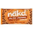 Nākd Salted Caramel Fruit & Nut Nibbles 40 g