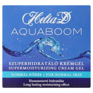 Helia-D Aquaboom Supermoisturizing Cream Gel For Normal Skin 50 ml
