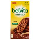 belVita JóReggelt! Crispy Cocoa Biscuits with Chocolate Pieces 300 g