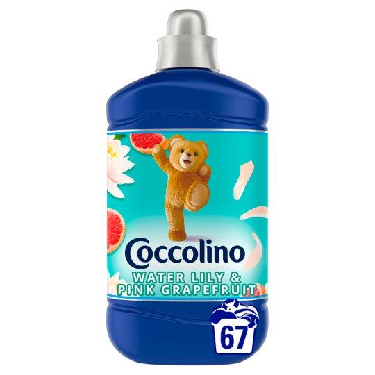 Coccolino Creations Water Lily & Pink Grapefruit öblítőkoncentrátum 67 mosás 1680 ml