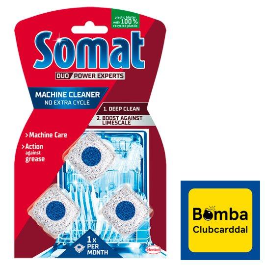 Somat mosogatógép-tisztító 3 db