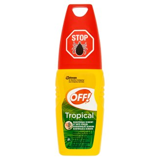 Off! Tropical Mosquito Repellent Spray 100 ml