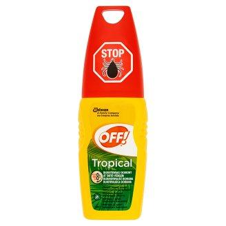 Off! Tropical pumpás rovarriasztó aeroszol 100 ml