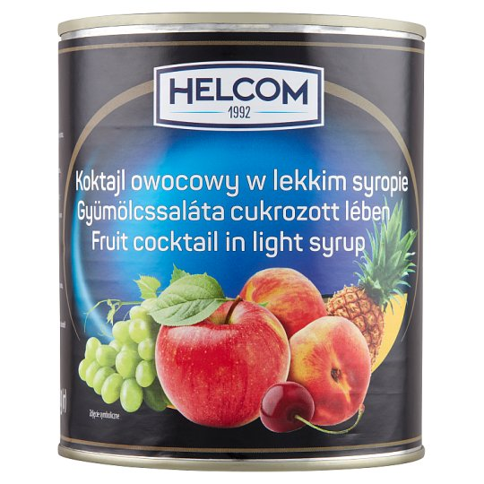 Helcom Fruit Salad in Syrup 820 g