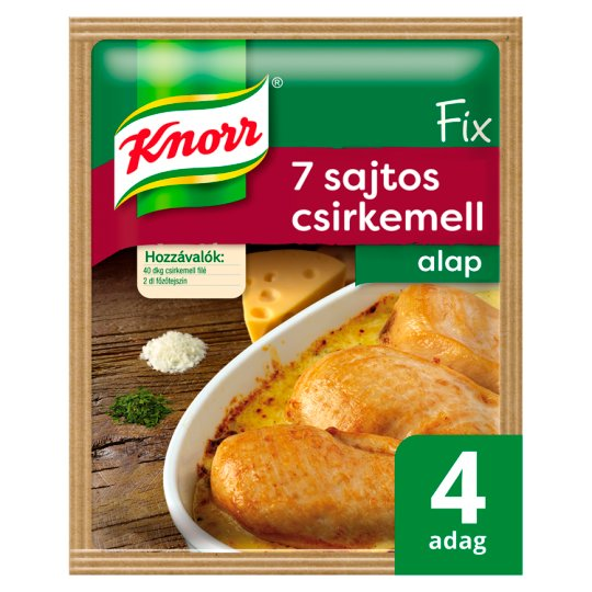 Knorr Fix 7 Cheese Chicken Breast Base 35 g