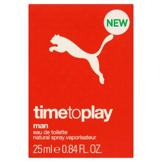 Puma Time to Play Man Eau de Toilette 25 ml