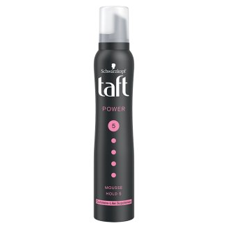 Taft hajrögzítőhab Power kasmír 200 ml