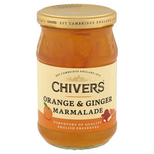 Chivers narancs-gyömbér marmelád 340 g