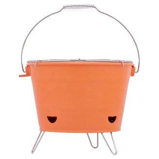 Tesco hordozható kerti vödör grillsütő