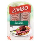 Zimbo Tourist Salami Coated in Pepper 80 g