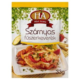 Házi Arany Poultry Spice Mix 33 g