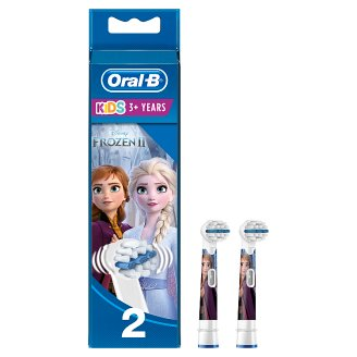Oral-B Stages Toothbrush Heads Featuring Frozen Characters x2