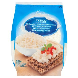 Tesco Low-Fat Cottage Cheese 500 g