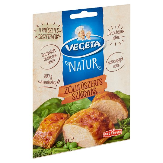 Vegeta Natur Poultry with Herbs Seasoning Mix 20 g