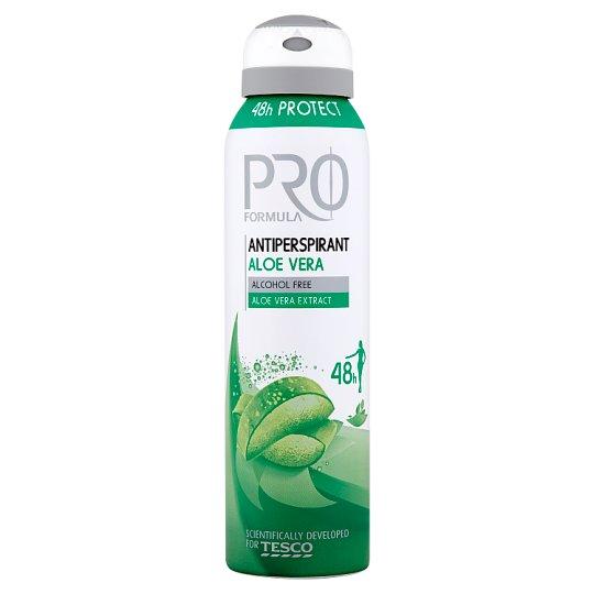 Tesco Pro Formula Aloe Vera izzadásgátló dezodor 150 ml