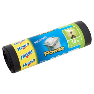 Hewa Power Bin Bags 160 l 10 pcs