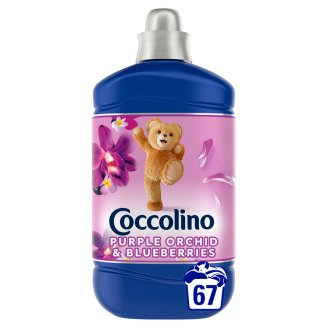 Coccolino Creations Purple Orchid & Blueberries Fabric Conditioner 67 Washes 1680 ml